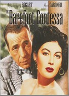 The Barefoot Contessa - Movie Cover (xs thumbnail)