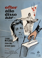 Woman in a Dressing Gown - Danish Movie Poster (xs thumbnail)