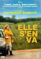 Elle s'en va - French DVD cover (xs thumbnail)