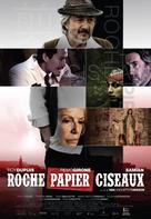 Roche papier ciseaux - Canadian Movie Poster (xs thumbnail)
