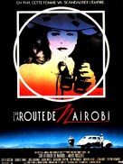 White Mischief - French Movie Poster (xs thumbnail)