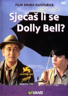 Sjecas li se Dolly Bell - Yugoslav DVD cover (xs thumbnail)