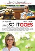 And So It Goes - Canadian Movie Poster (xs thumbnail)