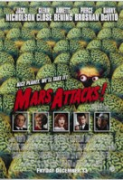 Mars Attacks! - Movie Poster (xs thumbnail)