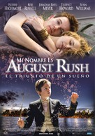August Rush - Uruguayan Movie Poster (xs thumbnail)