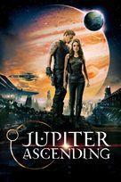Jupiter Ascending - DVD cover (xs thumbnail)