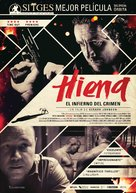Hyena - Spanish Movie Poster (xs thumbnail)