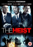 The Maiden Heist - British DVD cover (xs thumbnail)