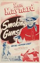 Smoking Guns - Re-release poster (xs thumbnail)