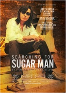 Searching for Sugar Man - Swedish Movie Poster (xs thumbnail)
