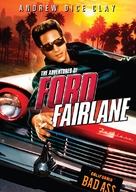 The Adventures of Ford Fairlane - DVD movie cover (xs thumbnail)