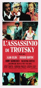 The Assassination of Trotsky - Italian Movie Poster (xs thumbnail)
