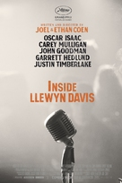 Inside Llewyn Davis - Swiss Movie Poster (xs thumbnail)
