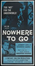 Nowhere to Go - Movie Poster (xs thumbnail)
