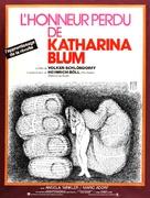 Die verlorene Ehre der Katharina Blum oder: Wie Gewalt entstehen und wohin sie führen kann - French Movie Poster (xs thumbnail)