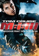 Mission: Impossible III - Luxembourg Movie Poster (xs thumbnail)