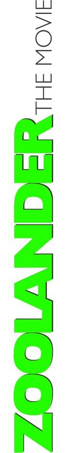 Zoolander - Logo (xs thumbnail)