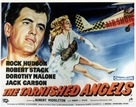 The Tarnished Angels - British Movie Poster (xs thumbnail)