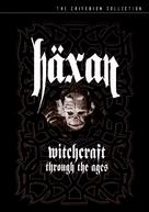 Häxan - DVD cover (xs thumbnail)