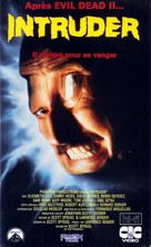 Intruder - French VHS cover (xs thumbnail)