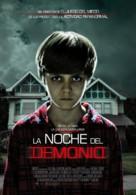 Insidious - Colombian Movie Poster (xs thumbnail)
