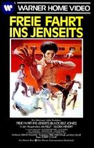 Black Belt Jones - German VHS movie cover (xs thumbnail)