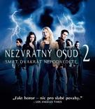 Final Destination 2 - Czech DVD movie cover (xs thumbnail)