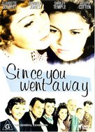 Since You Went Away - Australian DVD cover (xs thumbnail)