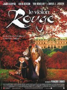 The Red Violin - French Movie Poster (xs thumbnail)
