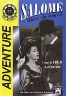 Salome Where She Danced - French Movie Cover (xs thumbnail)