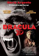 Dracula 3D - Argentinian Movie Poster (xs thumbnail)