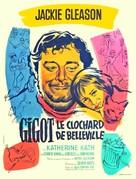 Gigot - French Movie Poster (xs thumbnail)