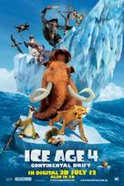 Ice Age: Continental Drift - Singaporean Movie Poster (xs thumbnail)