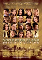 New Year's Eve - Spanish Movie Poster (xs thumbnail)