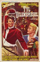 Aventures de Till L'Espiègle, Les - Belgian Movie Poster (xs thumbnail)