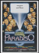 Nuovo cinema Paradiso - Italian Movie Poster (xs thumbnail)