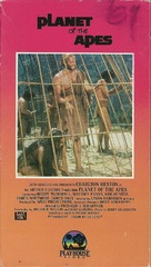 Planet of the Apes - VHS movie cover (xs thumbnail)