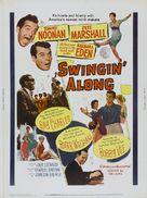 Swingin' Along - Movie Poster (xs thumbnail)