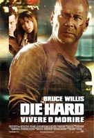 Live Free or Die Hard - Italian Movie Poster (xs thumbnail)