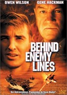 Behind Enemy Lines - DVD cover (xs thumbnail)