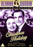 Christmas Holiday - British DVD movie cover (xs thumbnail)