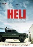 Heli - Romanian Movie Poster (xs thumbnail)