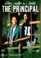 The Principal - Australian DVD cover (xs thumbnail)