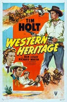 Western Heritage - Movie Poster (xs thumbnail)