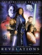 Star Wars: Revelations - DVD cover (xs thumbnail)
