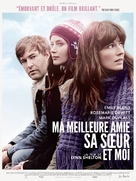 Your Sister's Sister - French Movie Poster (xs thumbnail)