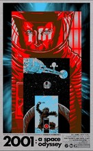 2001: A Space Odyssey - Australian Homage poster (xs thumbnail)