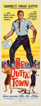 Get Outta Town - Movie Poster (xs thumbnail)