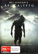 Apocalypto - Australian Movie Cover (xs thumbnail)