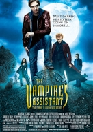 Cirque du Freak: The Vampire's Assistant - Movie Poster (xs thumbnail)